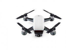 Spark-serien - en elegant og smart selfie-drone til hobbybrugere